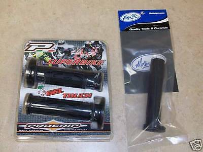 Throttle Tube + Grips Suzuki An 400 Burgman 400s 650 650a Executive Scooter