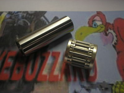 Maico 400 Wrist Pin And Bearing For Suzuki Piston
