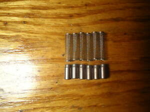 6-Lionel-Motor-Brushes-and-6-Lionel-Springs-for-No-60-Lionelville-Trolley-3-Pair