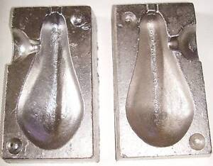 12-oz-BOAT-WEIGHT-MOULD-WEIGHT-MOULDS-LEAD-MOULDS