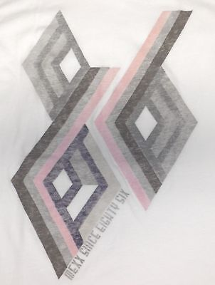 T Shirt Mexx Blanc 86 Vetement Homme Coton Neuf Taille M White Man Garcon