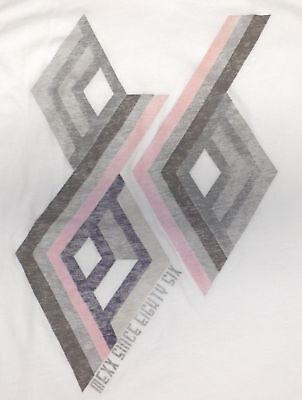 Tshirt Mexx Blanc 86 Vetement Homme Coton Neuf Taille S Garcon Man White