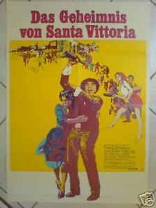 WWII-SECRET-OF-SANTA-VITTORIA-ANTHONY-QUINN-1sh-68-BOB-PEAK-Stanley-Kramer