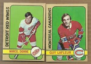 1972-73-TOPPS-HOCKEY-MARCEL-DIONNE-18-NEAR-MINT