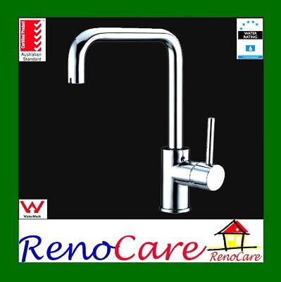 Wels Watermark Lolly Brass Chrome Kitchen Sink Flick Mixer Rc-2206