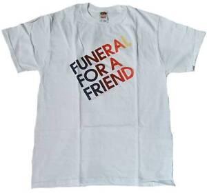 Original-Bravado-Official-Merchandise-FUNERAL-FOR-A-FRIEND-T-Shirt-XL-XXL