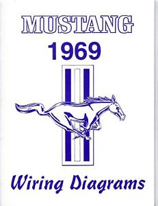 1969 mustang mach 1 wiring diagram manual. Black Bedroom Furniture Sets. Home Design Ideas
