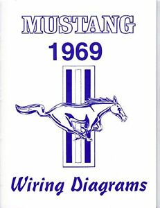 1969 MUSTANG/MACH 1 WIRING DIAGRAM MANUAL | eBay on pinout diagrams, honda motorcycle repair diagrams, switch diagrams, troubleshooting diagrams, smart car diagrams, transformer diagrams, internet of things diagrams, battery diagrams, engine diagrams, sincgars radio configurations diagrams, series and parallel circuits diagrams, electronic circuit diagrams, led circuit diagrams, motor diagrams, gmc fuse box diagrams, electrical diagrams, hvac diagrams, friendship bracelet diagrams, lighting diagrams,