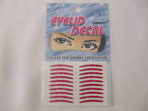 Glitter Eyelid Decals Pink New - Manchester, United Kingdom - Glitter Eyelid Decals Pink New - Manchester, United Kingdom