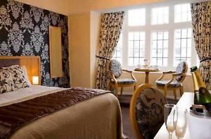 Luxury Sunday Night Short Break - Riverside Town Hotel Accomodation Weekend Stay