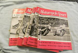 TT-MOTORCYCLE-SPORT-MAGAZINE-JAN-DEC-1973-ISSUES