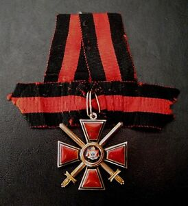Russia-Imperial-Order-of-St-Vladimir-4th-class-RRR