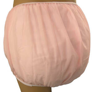 Baby-Plastic-Pants-in-Adult-Sizes-Pastel-Pink-Bedwetter