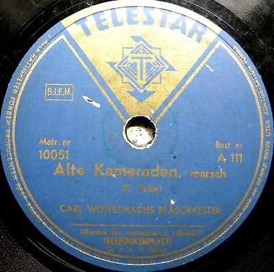 0452/ ALTE KAMERADEN-Einzug der Gladiatoren- Woitschach-Marsch-Märsche-Schellack
