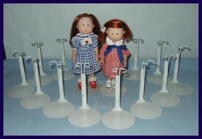 12 One Dozen Kaiser Doll Stands For Eden's 8 Madeline & Friends