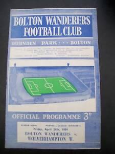 programme-Bolton-Wanderers-v-Wolves-24-04-1964
