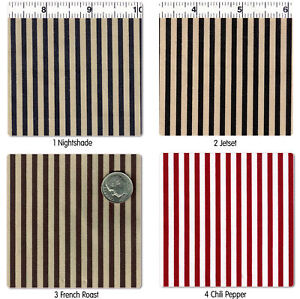 POLY-COTTON-CLOTH-DRESS-FABRIC-3MM-STRIPE-31-VARIATIONS