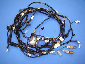 mazda miata wiring harness trunk fuel lights 06 07 08 09 10 mx5 oem