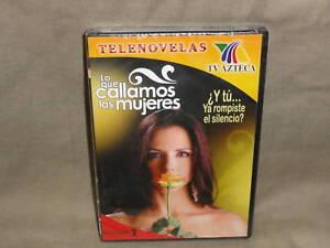 Lo-Que-Callamos-Las-Mujeres-Vol-1-DVD-New