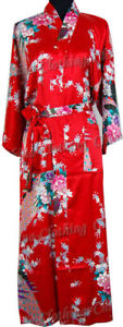 Geisha-Kimono-Bath-Robe-Night-Gown-One-Size