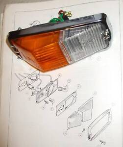 TRIUMPH-GT6-Front-Side-Light-Lamp-Indicator-Assembly-NEW