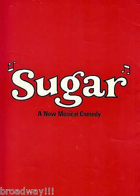 "Cyril Ritchard (Cast Signed) ""SUGAR"" Robert Morse / Tony Roberts 1972 Program"