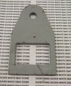 OLIVER-WHITE-TRACTOR-DRAWBAR-ROLLER-END-PLATE-SUPPORT