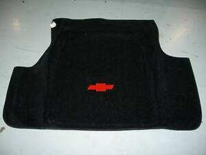 Chevy Ii Or Nova Molded Trunk Carpet And Floor Mats 1962