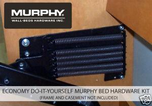 Economy Do It Yourself Murphy Bed Hardware Kit Ebay