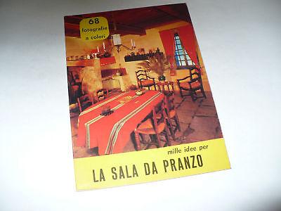 arredamento rivista mille idee per la sala da pranzo | ebay - Idee Arredo Rivista