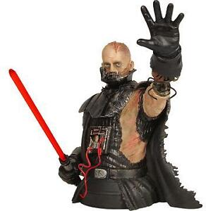 STAR WARS Gentle Giant Vader Unleashed Mini Bust Figure