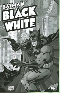 BATMAN BLACK AND WHITE VOL 1 - DC GRAPHIC NOVEL