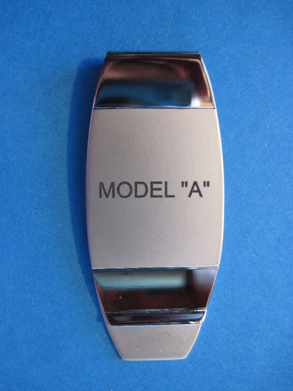 MODEL A -  money clip