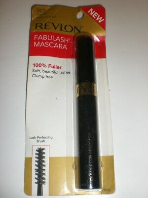 Revlon Fabulash Mascara Blackened Brown 003 .27fl Oz