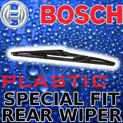 Bosch Specific Rear Plastic Wiper Blade Peugeot 307 all