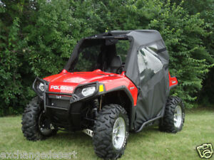 DOORS-REAR-WINDOW-Combo-Enclosure-POLARIS-RANGER-RZR-800-900-S-UTVs-New