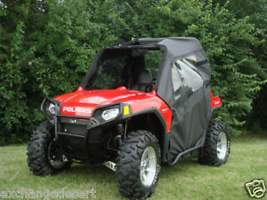 DOORS-REAR-WINDOW-Combo-Enclosure-POLARIS-RANGER-RZR-570-800-900-S-UTVs