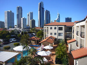 Gold Coast Holiday Accommodation 5 Nights 2 People $269 inSurfers Paradise