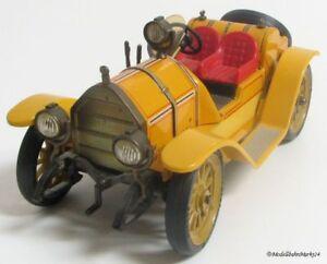 SCHUCO 1225 Oldtimer Mercer Typ 35 J 1913 Aufziehmotor
