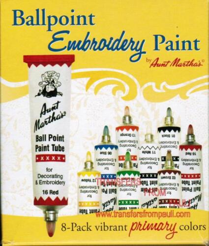"Click on picture for ""Buy-It-Now"" fabric paints kits available in our eBay store!!"