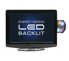 Logik LCD TVs with Built - In DVD Player