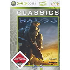Halo 3 Microsoft Xbox 360 3+ Rated Video Games