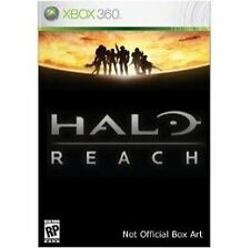 Halo: Reach Shooter Microsoft Xbox 360 Video Games