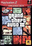 Jeux vidéo Grand Theft Auto pour course PAL