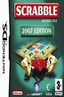 Scrabble 2007 -- New Edition (Nintendo DS, 2007)