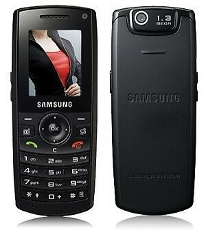 Samsung  SGH SGH-Z170 - Black - Mobile Phone