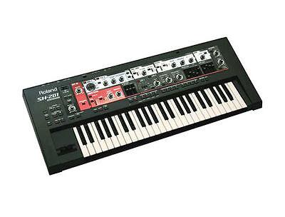 Roland SH-201 Keyboard Synthesizer