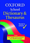 Oxford School Dictionary and Thesaurus by Robert Allen (Paperback, 2005)