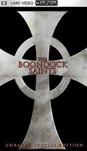 The Boondock Saints (Truth & Justice) [Blu-ray, with UNRATED Director's Cut]
