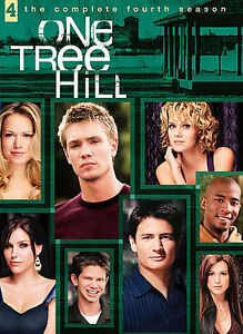 One-Tree-Hill-The-Complete-Fourth-Season-DVD-NEW